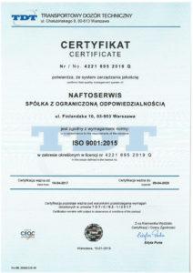 1.1 certyfikat 9001 bez PCA-2019