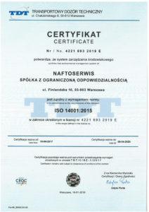 2.1 certyfikat 14001 bez PCA-2019