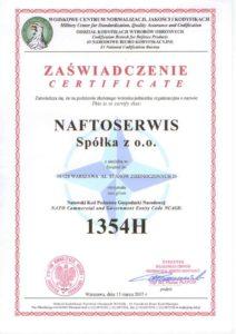 Nato Kod Podmiotu Gospodarki Narodowej 1354H