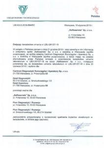 Potw. przen. świad. lab UDT15-01-2019