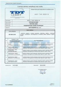licencja 9001