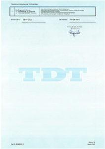 licencja 14001 z PCA 2/2