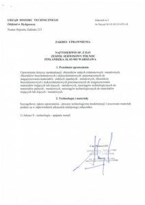 Decyzja UDT nr UC-03-213-P/5-18 5/6